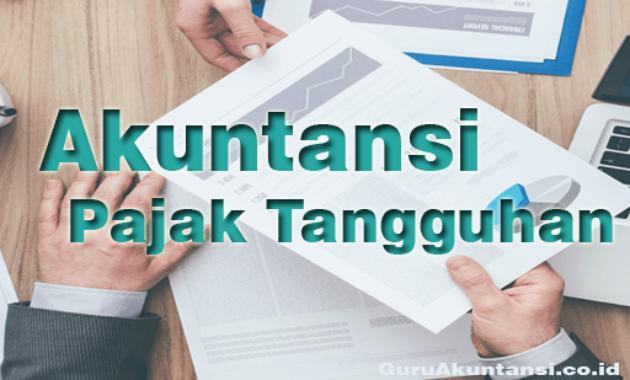 Akuntansi pajak tangguhan