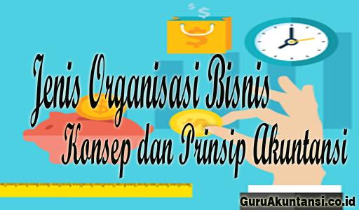 Jenis Organisasi Bisnis