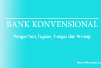 Pengertian bank konvensional