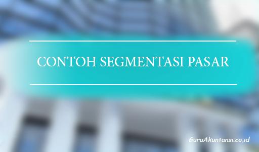 contoh segmentasi pasar