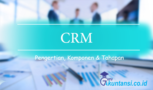 pengertian CRM