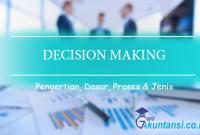 decision making pengambilan keputusan