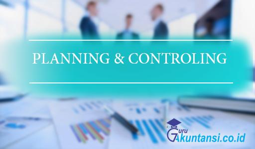 hubungan pengendalian dan perencanaan