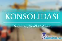 pengertian konsolidasi