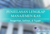 Penjelasan lengkap manajemen akuntansi