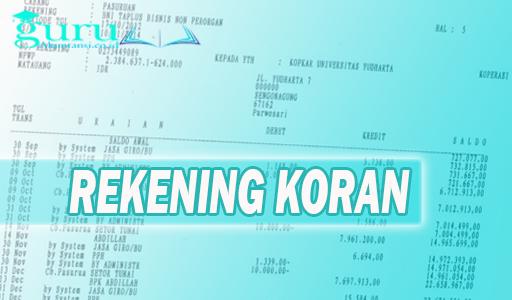 Rekening Koran