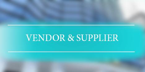 vendor dan supplier