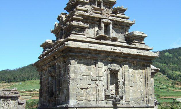 Candi Arjuna Sejarah Kerajaan mataram kuno