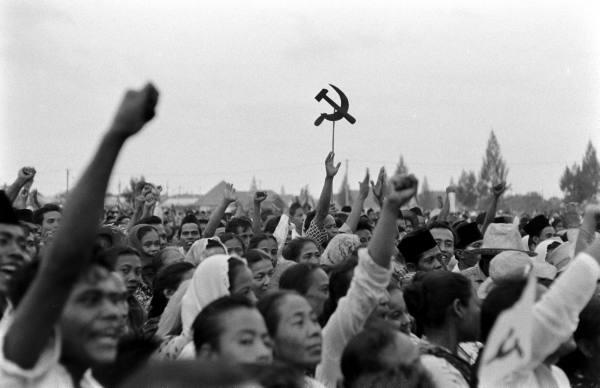 Pemberontakan Komunis di Indonesia