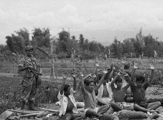 Usaha Menjajah Kembali Indonesia