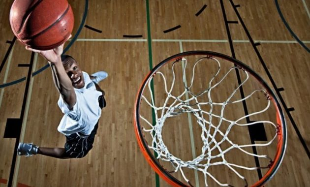 Bola Basket Menjadi Olahraga Internasional