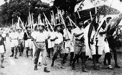 euforia Revolusi Indonesia