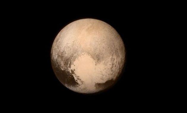 Planet Pluto Nama Planet Tata Surya