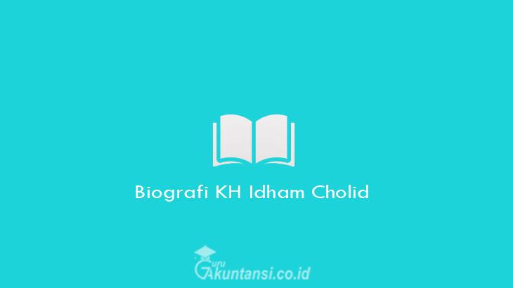 Biografi-KH-Idham-Cholid