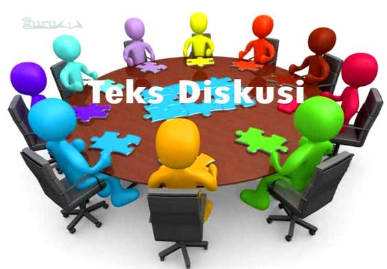 Contoh-Teks-Diskusi