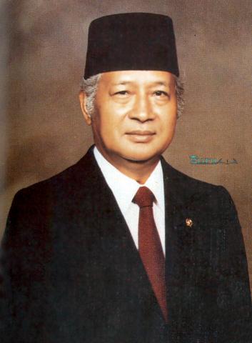 Profil-Soeharto