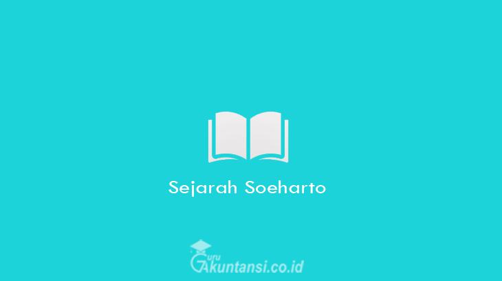 Sejarah-Soeharto