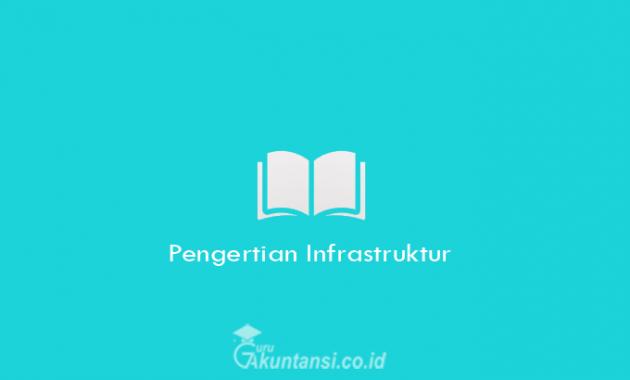 Pengertian-Infrastruktur