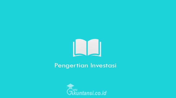 Pengertian-Investasi