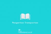 Pengertian-Transportasi