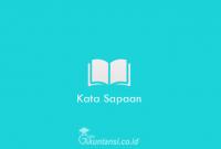 Kata-Sapaan