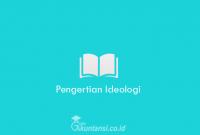 Pengertian-Ideologi