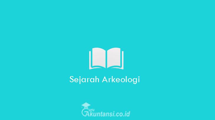 Sejarah-Arkeologi