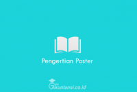 Pengertian-Poster
