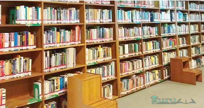 Contoh-Perpustakaan