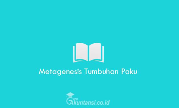 Metagenesis-Tumbuhan-Paku
