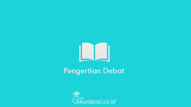 Pengertian-Debat