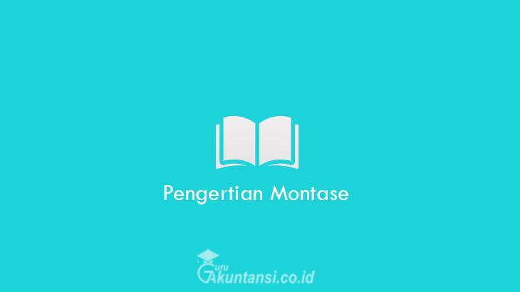 Pengertian-Montase