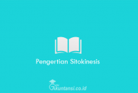 Pengertian-Sitokinesis