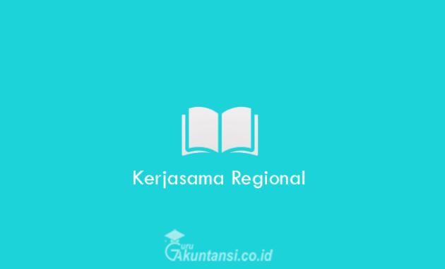Kerjasama-Regional