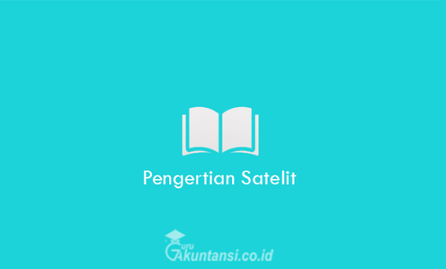 Pengertian-Satelit