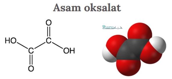 Rumus-Kimia-Asam-Oksalat