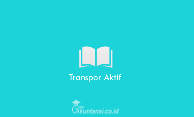 Transpor-Aktif
