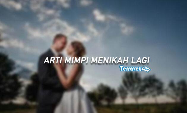 arti mimpi menikah lagi
