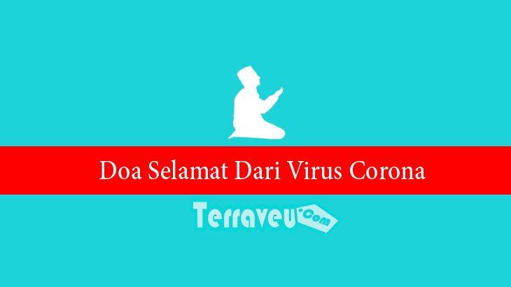 Doa Selamat Dari Virus Corona