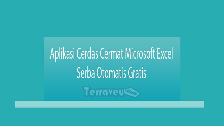 Aplikasi Cerdas Cermat Microsoft Excel Serba Otomatis Gratis