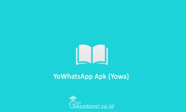 YoWhatsApp-Apk-Yowa
