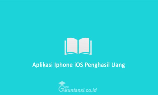Aplikasi-Iphone-iOS-Penghasil-Uang