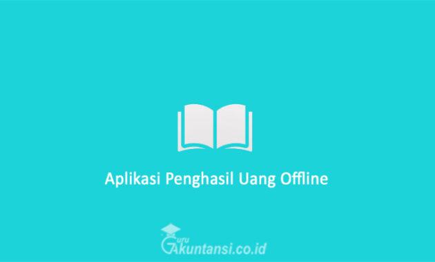 Aplikasi-Penghasil-Uang-Offline