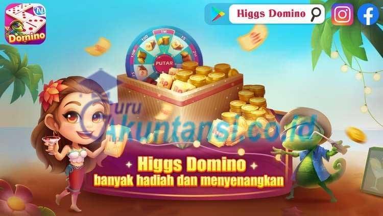 Keuntungan Menjadi Agen Alat Mitra Domino Higgs
