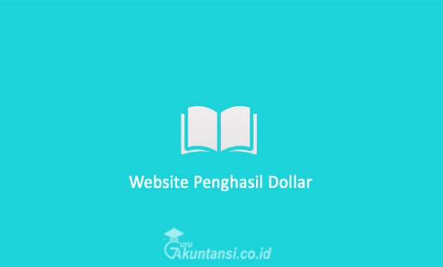 Website-Penghasil-Dollar